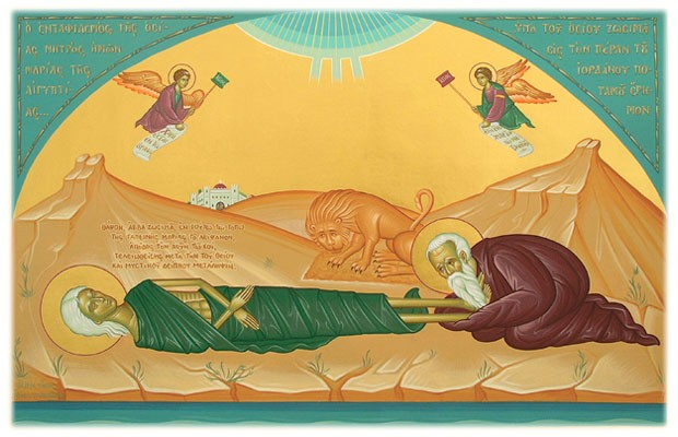 Predică la Duminica a V-a din Postul Mare, a Sfintei Maria Egipteanca