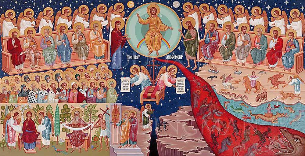 Ce va scrie în cartea vieții noastre la Judecata de Apoi?
